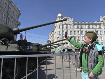 Т-34 - легенда и быль. ФОТО