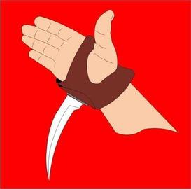 Нож-сербосек