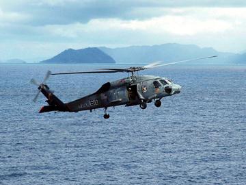 Глаз авианосца - Seahawk. ФОТО