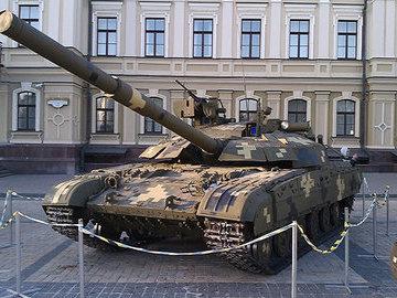 Украинские танки это бронесамоделки