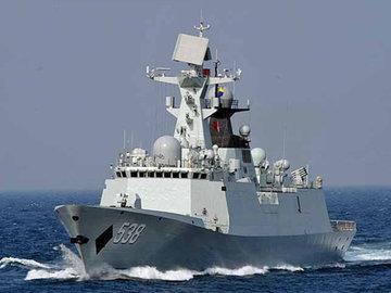 Китай сделал ставку на ракетные фрегаты